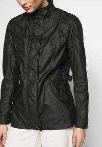 Belstaff - ADELINE JACKET - Summer jacket - black - 5
