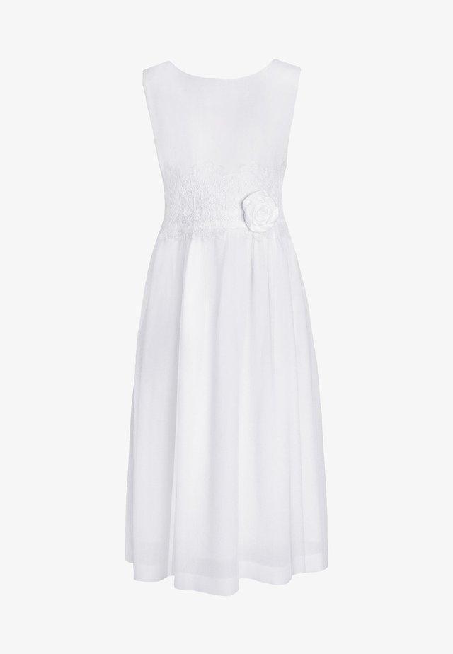 CLARA - Cocktail dress / Party dress - weiß