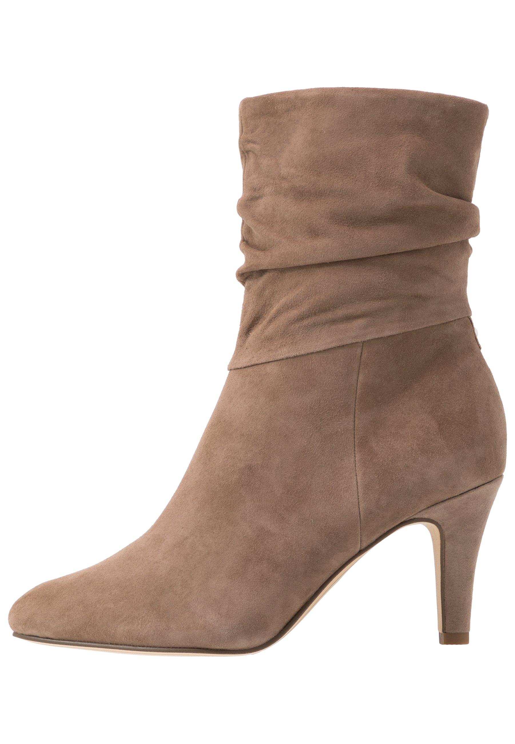 Tamaris Boots - Stiefelette Antelope/beige