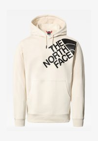 The North Face - M SHOULDER BOX HD - Sweatshirt - vintage white/tnf black - 0