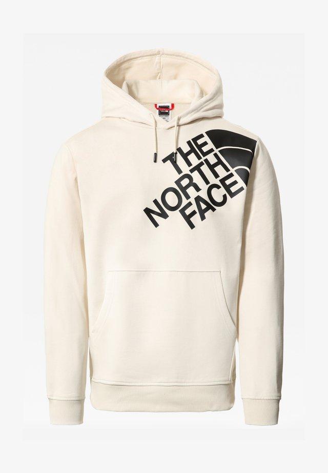 M SHOULDER BOX HD - Sweatshirt - vintage white/tnf black
