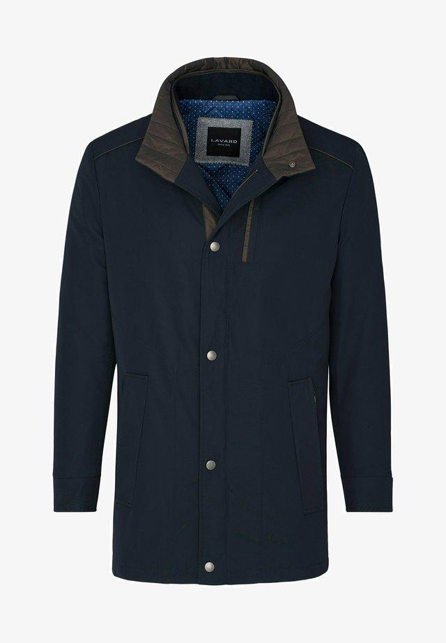 Cappotto invernale - dunkelblau
