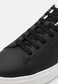 River Island - Sneakers basse - black - 5
