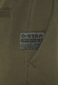 G-Star - PREMIUM CORE TAPERED PANT - Tracksuit bottoms - combat - 2