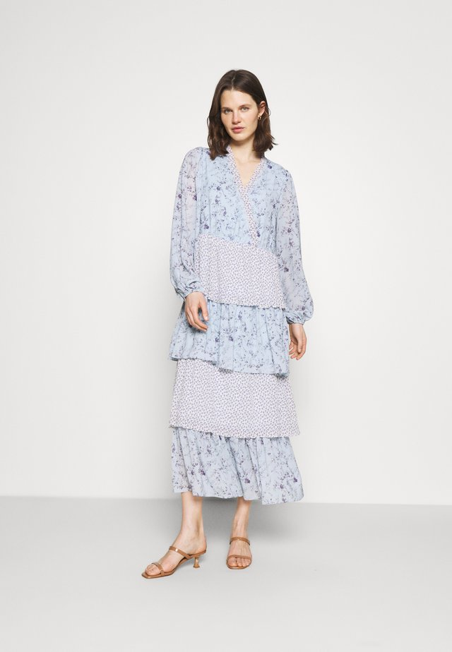 FYMA DRESS - Vapaa-ajan mekko - lavender mix