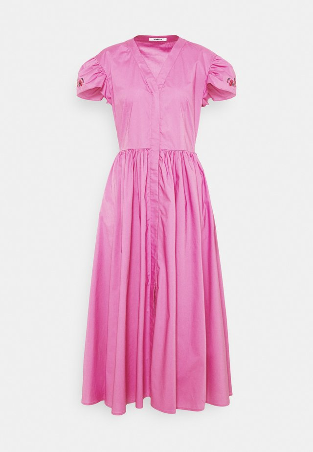 DRESS - Kjole - rosa intenso