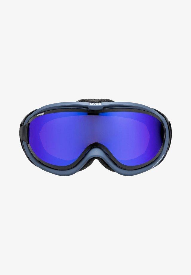 COMANCHE OPTIC TAKE OFF - Ski goggles - navy mat (s55120941)