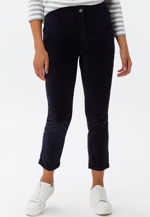 STYLE PARY - Trousers - navy