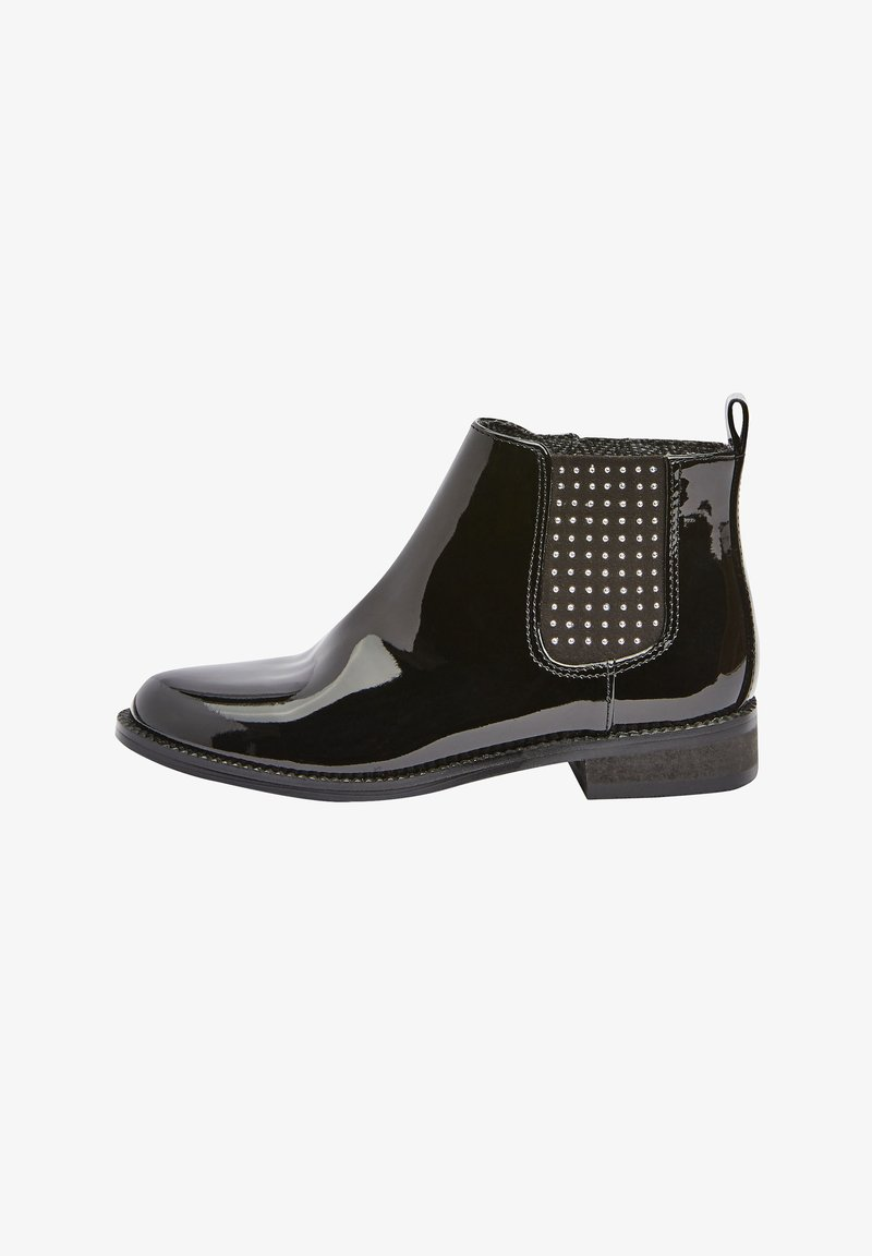 Next - Kotníkové boty - black