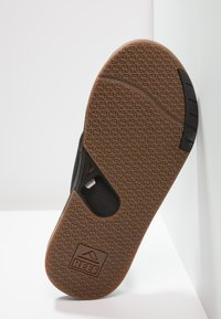Reef - FANNING LOW - Infradito - black - 4