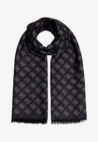 Guess - Scarf - blue - 1