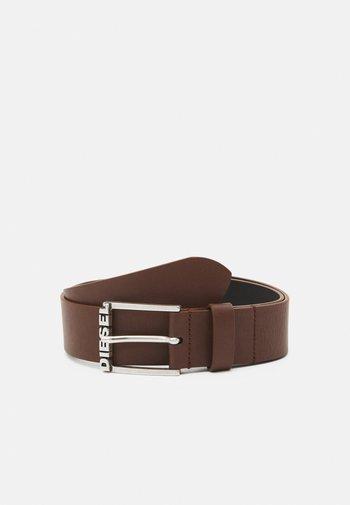 B-DYTE - Belt - brown