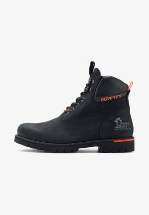 AMUR GTX URBAN - Lace-up ankle boots - schwarz