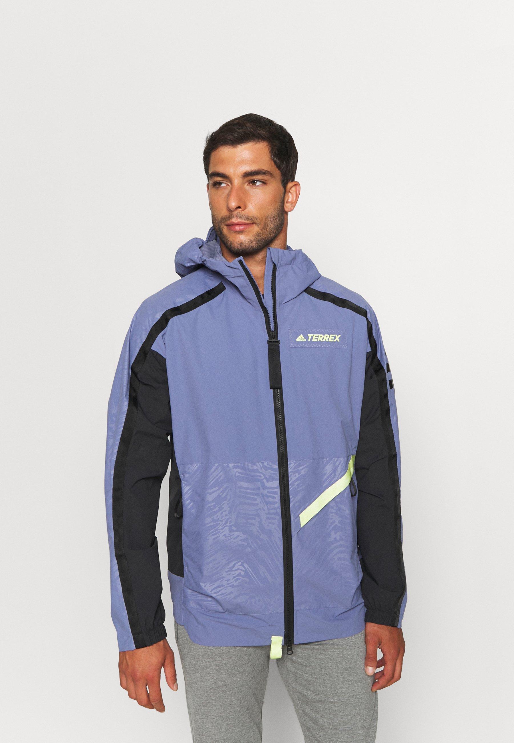 Men UTILITAS - Hardshell jacket