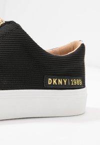DKNY - RAVYN  - Tenisky - black - 2