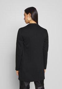 ONLY - ONLBAKER - Krátký kabát - black - 2