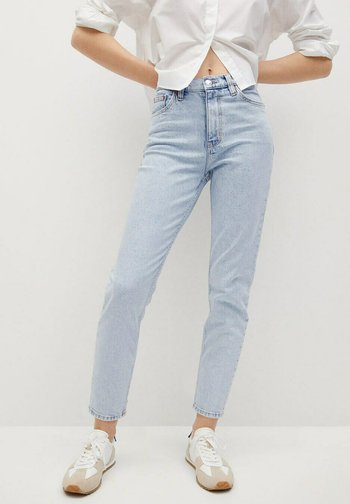 Jeans Tapered Fit - bleach blue