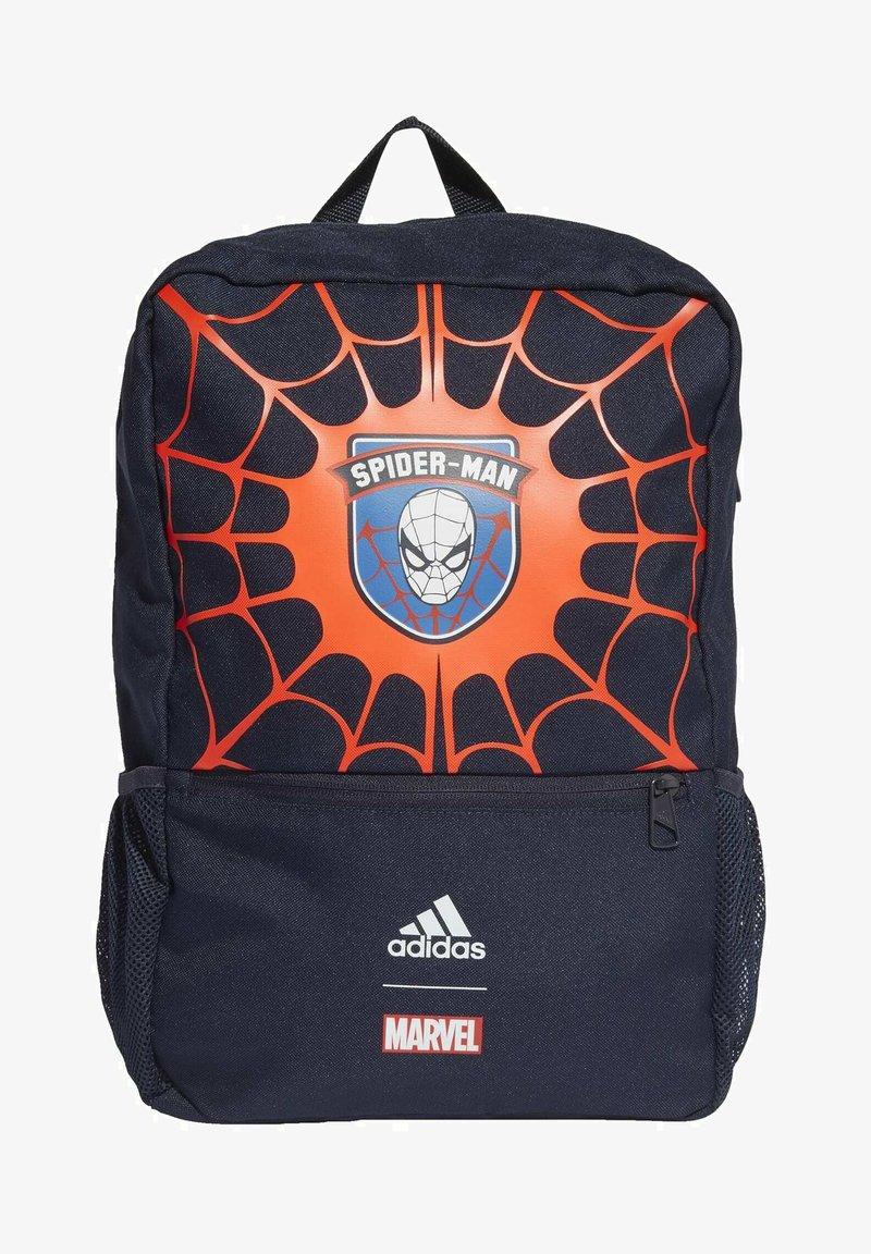 adidas Performance - SPIDERMAN BP - Backpack - blue