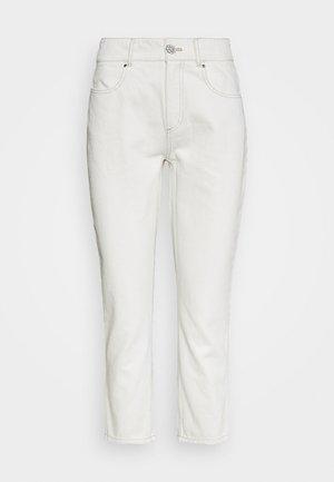 YUKI PANTS - Straight leg jeans - whisper white