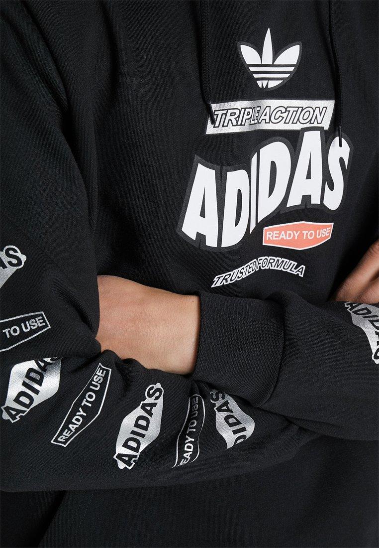 adidas Originals BODEGA HOODIE Kapuzenpullover black