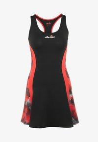 Ellesse - SALOME - Sports dress - black - 4