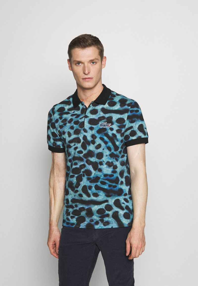 Lacoste - LACOSTE X NATIONAL GEOGRAPHIC - Polo shirt - frog