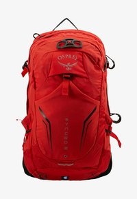 Osprey - SYNCRO 12 - Tursekk - firebelly red - 5