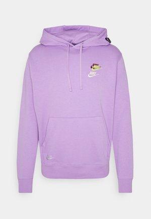 Hoodie - violet star