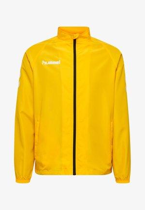 Kurtka sportowa - yellow