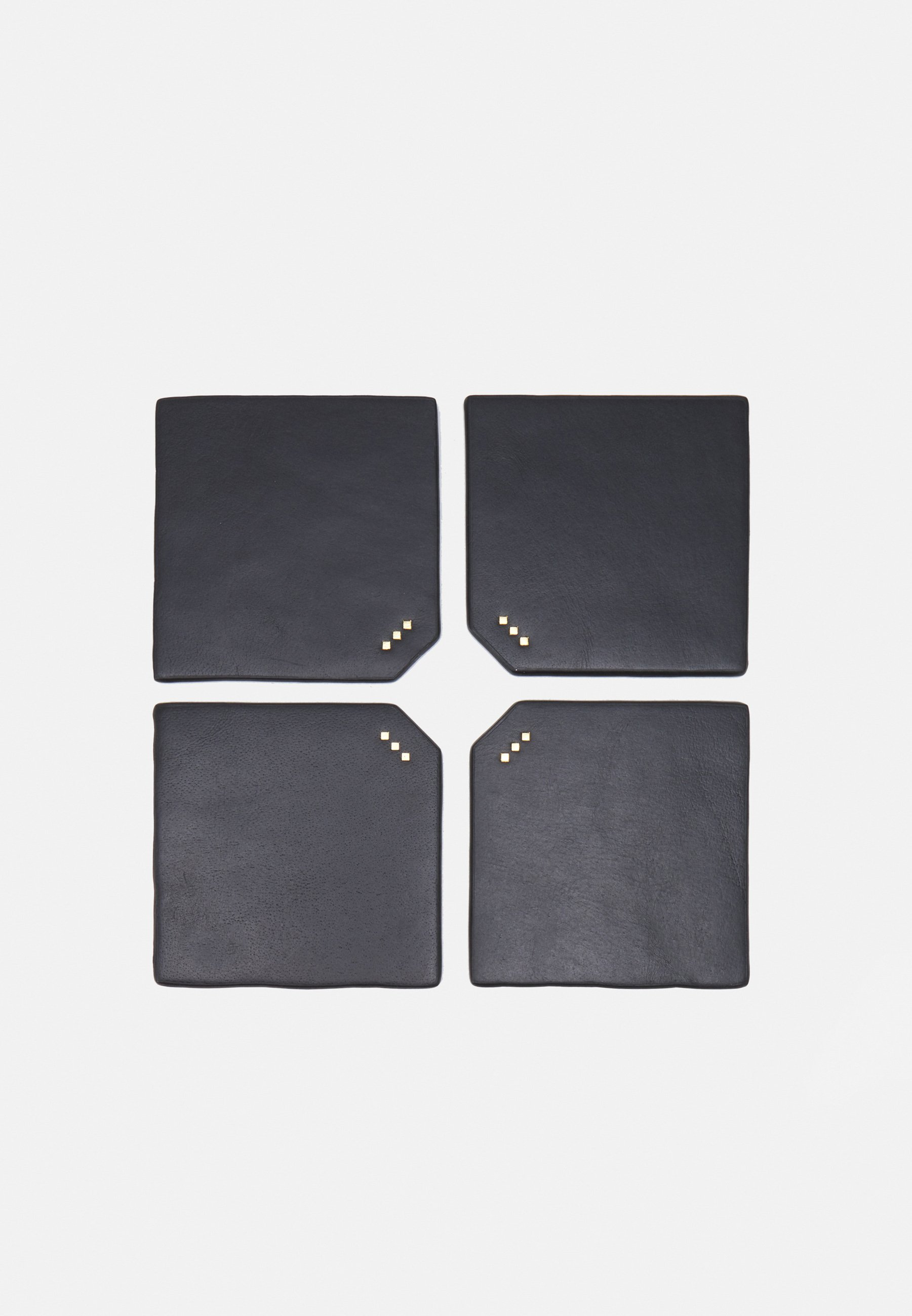 Men DINING COASTERS UNISEX 4 PACK - Other accessories