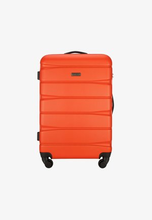 GROOVE - Wheeled suitcase - orange