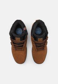 Etnies - JEFFERSON - Skateschoenen - brown - 3