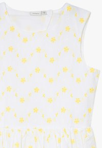 Name it - NKFFREJA SPENCER - Vestido de cóctel - bright white - 3