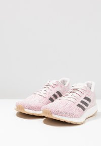 adidas Performance - PUREBOOST DPR  - Chaussures de running neutres - true pink/carbon/orchid tint - 2