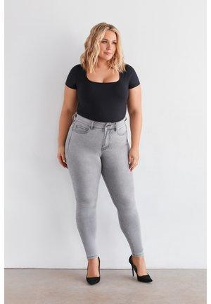 NIKI - Jeans Skinny - moon grey