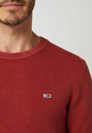 Sweatshirt - xlk wine red
