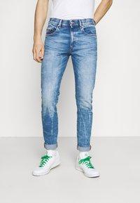 Diesel - D-STRUKT - Jeans Skinny Fit - medium blue - 0
