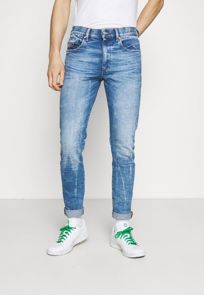 Diesel - D-STRUKT - Jeans Skinny Fit - medium blue