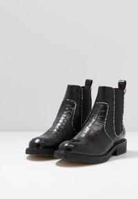 Billi Bi - Stivaletti - black polo teneriffe - 4