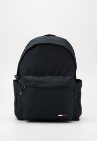 Tommy Jeans - TJM CAMPUS  BACKPACK - Tagesrucksack - black - 0