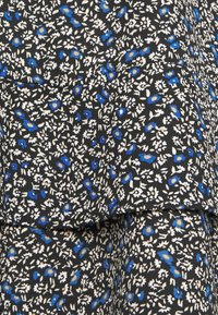 Dorothy Perkins Tall - TALL DITSY SHEERED NECK MINI DRESS - Day dress - multi - 6
