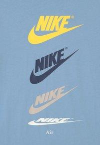Nike Sportswear - FUTURA REPEAT - Print T-shirt - psychic blue - 2
