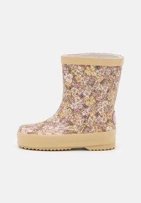 Wheat - BOOTS ALPHA UNISEX - Wellies - rose - 0
