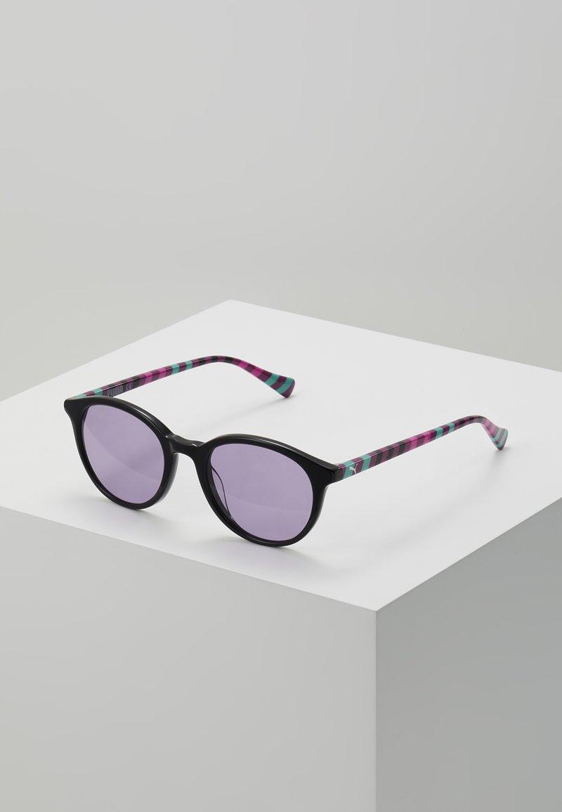 Puma - SUNGLASS KID - Sunglasses - black
