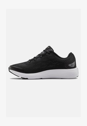 CHARGED PURSUIT 2 UNISEX - Neutral running shoes - black