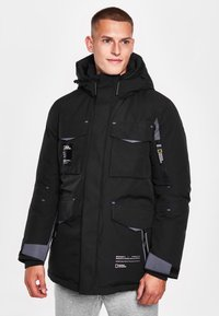 National Geographic - Down jacket - black - 0