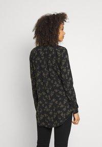b.young - BYJOSA LONG - Button-down blouse - black - 2