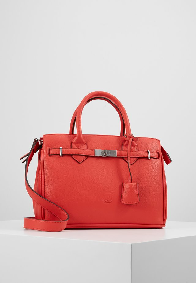 NEW YORK - Handbag - koralle