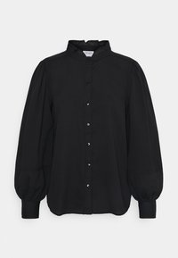 JDY - JDYSALLY  - Button-down blouse - black - 0