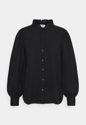 JDYSALLY  - Button-down blouse - black